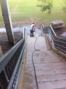 Gold coast Pressure cleaning
